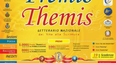 """Bando di Concorso per il conferimento del premio """"Themis"""""""